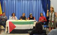 Vereadora Fernanda participou da reunião (Hugo Scotte)