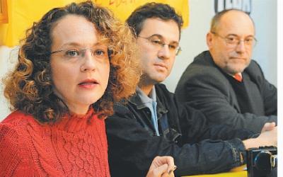 Luciana Genro lembrou pontos em comum entre novas denúncias e supeitas reveladas em fevereiro (Genaro Joner)