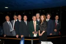 Luciana Genro já recebeu representantes da categoria no Congresso