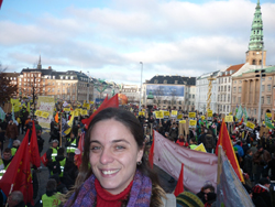 Fernanda em Copenhague