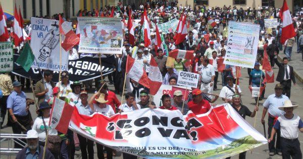 Virando à esquerda: um novo momento na luta social no Peru