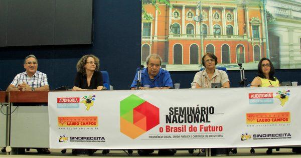 Luciana Genro defende a anulação da Reforma da Previdência