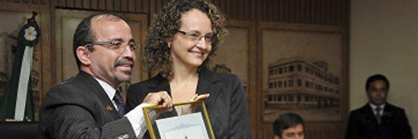 Pré-candidata à presidência da República defende desmilitarização e aprovação da PEC 300