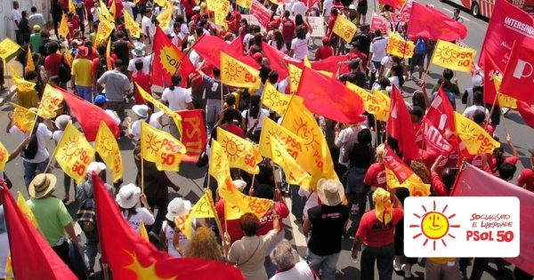 Aumenta o espaço para a construção de uma alternativa socialista e de lutas