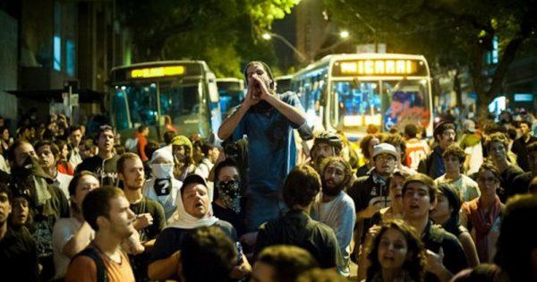 Paralisação Nacional já é um sucesso!