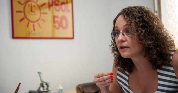 """Luciana Genro: """"Às vezes, a política nos causa nojo"""""""