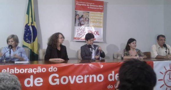Carta Maior: PSOL enfrentará temas polêmicos na campanha eleitoral