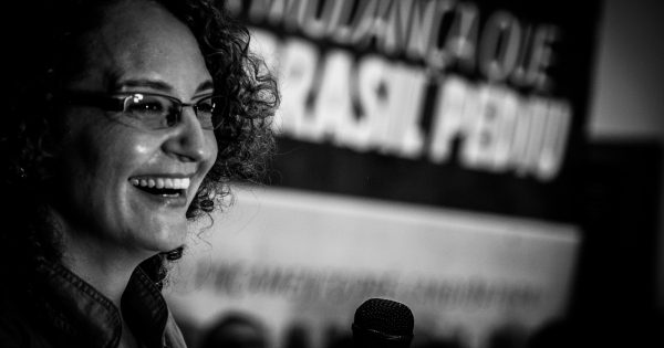 Momentos de Luta: Conheça a Trajetória de Luciana Genro