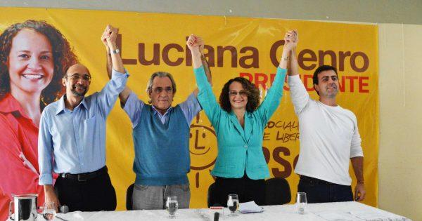 PSOL unido!