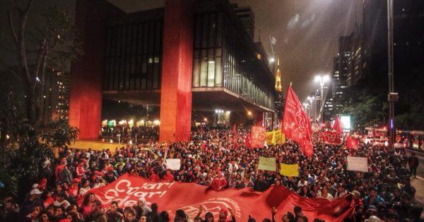 O MTST e a luta pelo Poder Popular