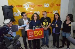Crédito: Divulgação PSOL