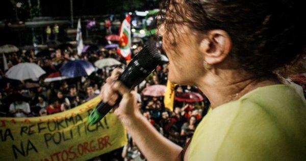 Depois das eleições: apoiar as lutas do povo, postular o PSOL e o nome de Luciana Genro como porta-voz da coerência e da oposição de esquerda