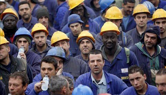 Os trabalhadores não podem pagar a conta da corrupção