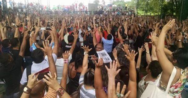 Todo apoio à greve dos professores em São Paulo e no Pará