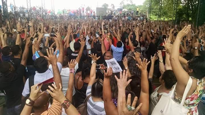 Greve dos Professores no Pará