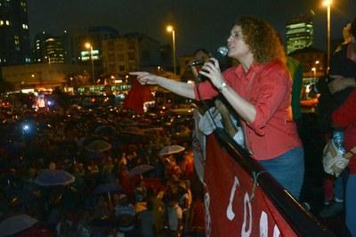 15 de abril: Vitorioso dia de luta contra as terceirizações
