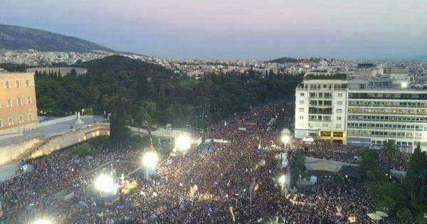 Vitória do NÃO na Grécia: O povo grego mostrou o caminho da soberania