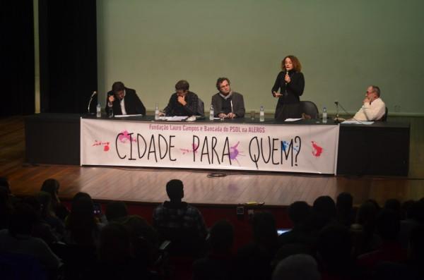 Foto: Luciano Victorino/PSOL