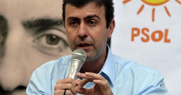 """Marcelo Freixo: """"Favelas e sertões"""""""