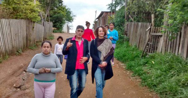 Comunidades Cidade Nova e Vale das Aroeiras cobram serviços públicos em Porto Alegre