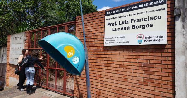 Escola que atende jovens especiais reivindica acessibilidade e ampliação em Porto Alegre