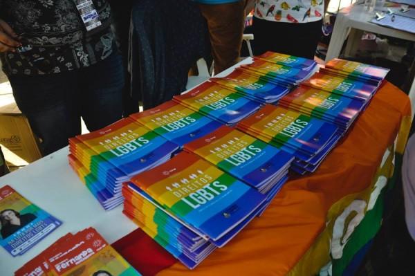 PSOL lançou Cartilha de Direitos LGBTs no dia 23 de outubro
