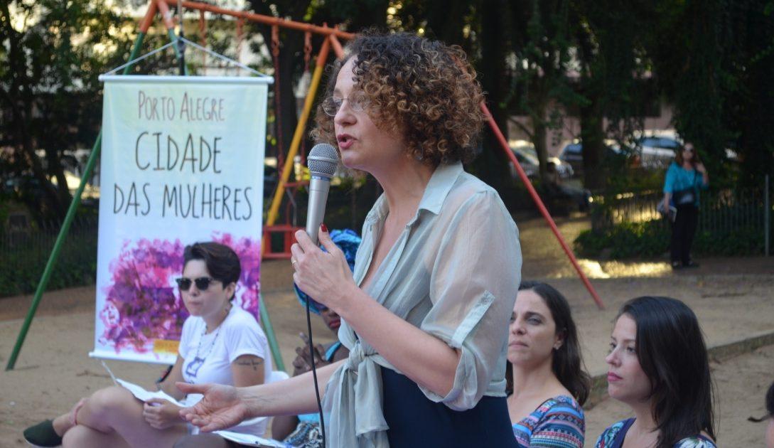 Porto Alegre Cidade das Mulheres Luciana Genro