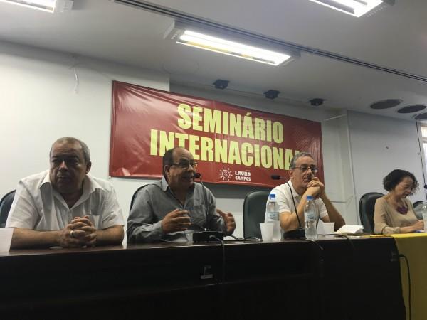 Peruano Tito Prado falou sobre traição do governo Humala e construção da Frente Ampla no país
