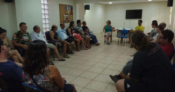 Rodoviários de Porto Alegre apresentam demandas para Luciana Genro