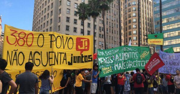Ação do PSOL na Justiça e mobilizações da juventude derrubam aumento da tarifa em Porto Alegre