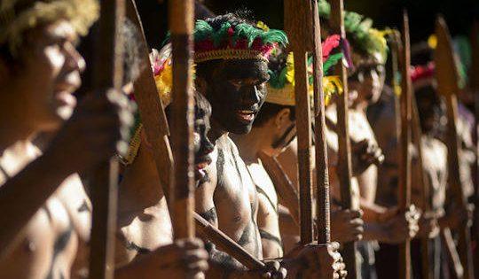 """Bernardo Mello Franco: """"Dia de índio (ou de ruralista)"""""""
