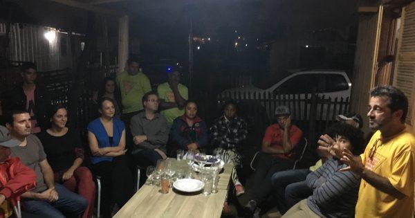 Ocupações urbanas em Porto Alegre lutam por moradia digna