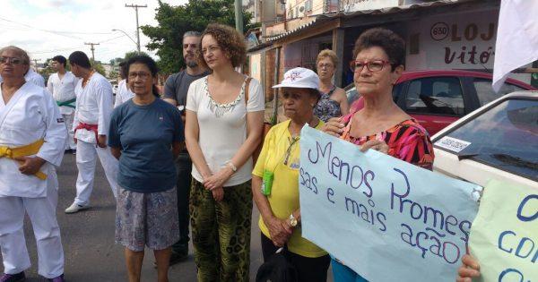 Rubem Berta se mobiliza por mais saúde, segurança e educação