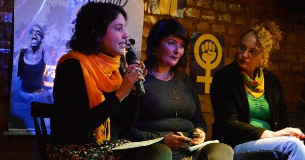 Mulheres debatem construção de um programa feminista para a cidade