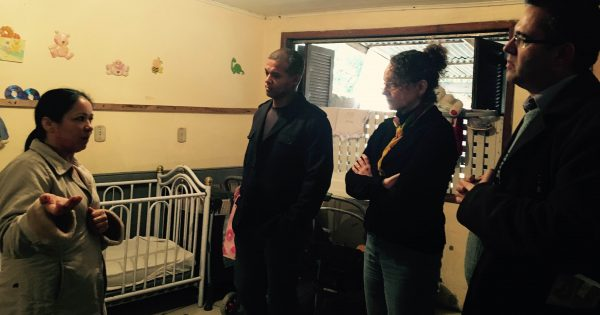 Vila dos Sargentos reivindica creche comunitária
