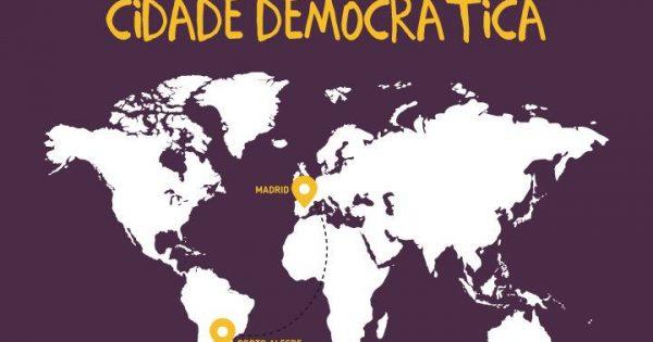 Luciana Genro participa de conferência sobre cidades democráticas em Madrid