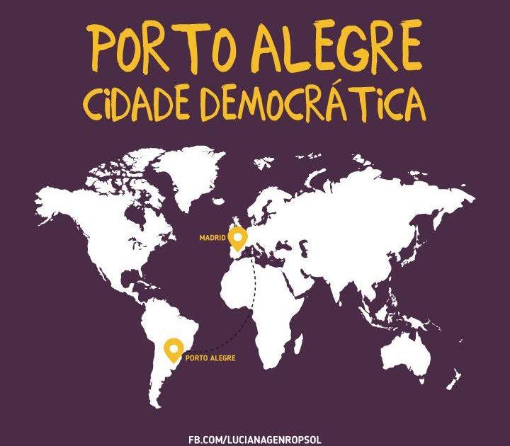 Porto Alegre Cidade Democrática