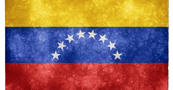 A crise na Venezuela