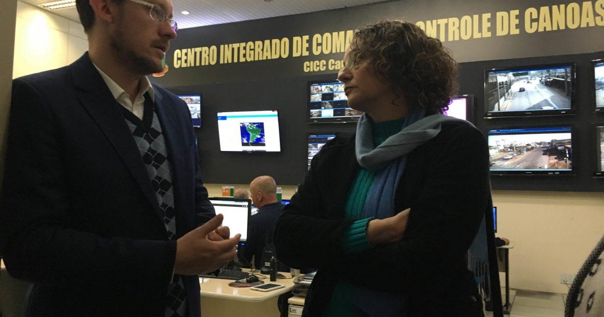 Luciana Genro e Alberto Kopittke