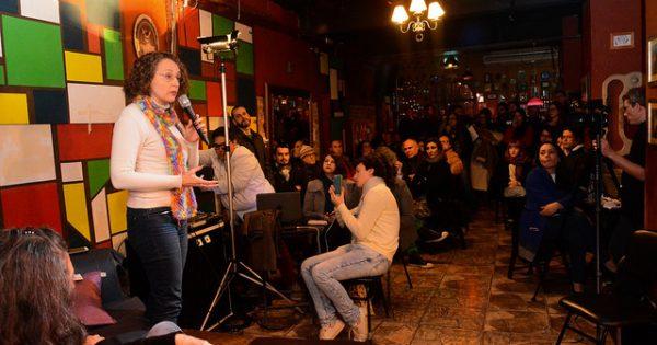 Artistas debatem com Luciana Genro propostas para a Cultura em Porto Alegre