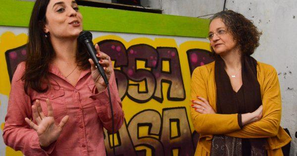 """Mandato da Verª Fernanda Melchionna inaugura """"Nossa Casa"""" na Cidade Baixa"""