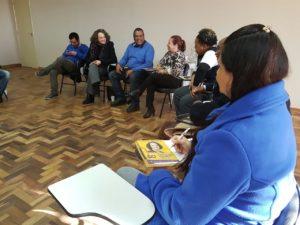 Luciana detalhou propostas em saúde, educação, segurança e combate ao racismo | Foto: Alvaro Andrade/PSOL