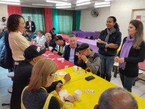 Problemas relatados em visita realizado em março persistem | Foto: Alvaro Andrade / PSOL
