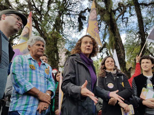 Líderes do PSOL enfatizara importância da mobilização nas ruas e redes | Foto: Alvaro Andrade/PSOL