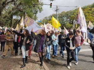 Militância compareceu em grande número | Foto: Alvaro Andrade/PSOL