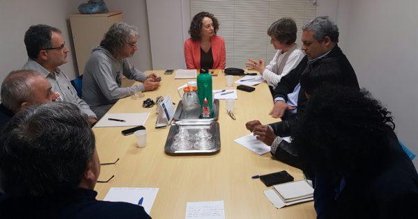 """""""Procempa será fundamental para ampliar participação e controle da população"""", afirma Luciana a servidores"""