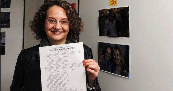 Luciana Genro assina carta de compromisso com os direitos humanos do Comitê Carlos de Ré