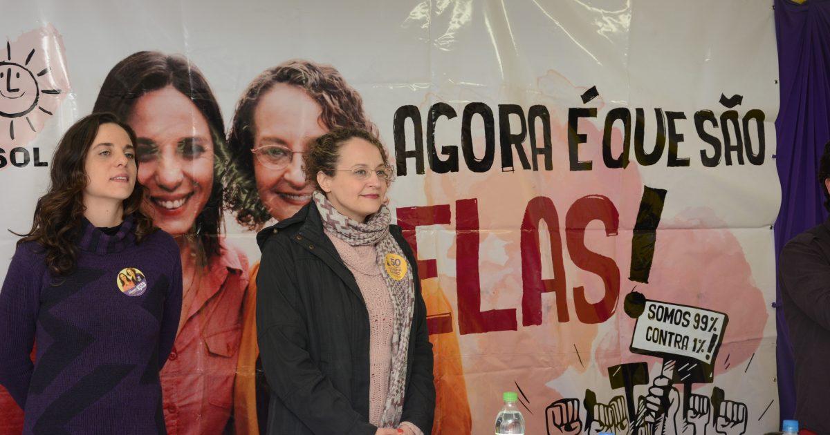 Lançamento da Fernanda Melchionna