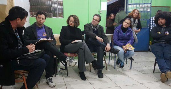 Moradores da Restinga apelam por cultura e assistência em todas as áreas