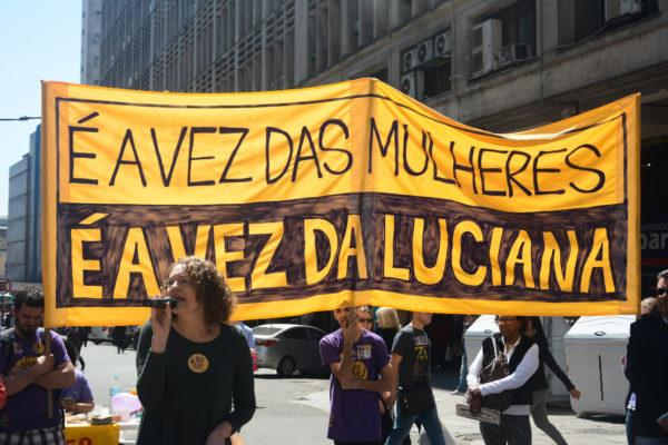Foto: Fernanda Piccolo/PSOL
